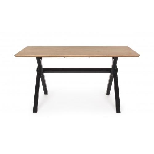 Yes | Tavolo PHILOS Piano Chiaro 150X90 | Tavoli di Legno