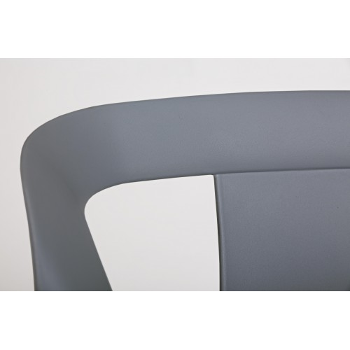 Bizzotto | Sedia ALYSSA Grigio Chiaro | Sedie Moderne