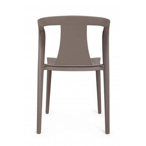 Bizzotto | Sedia ALYSSA Cammello | Sedie Moderne