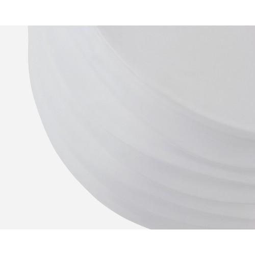 Bizzotto | Sgabello SFINGE WAVE Bianco | Sgabelli