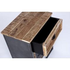 Bizzotto | Mobiletto 4 Cassetti RUPERT | Mobili Contenitore