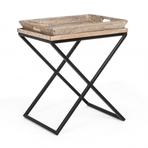 Bizzotto | Tavolino TRAY 55X45 | Tavoli