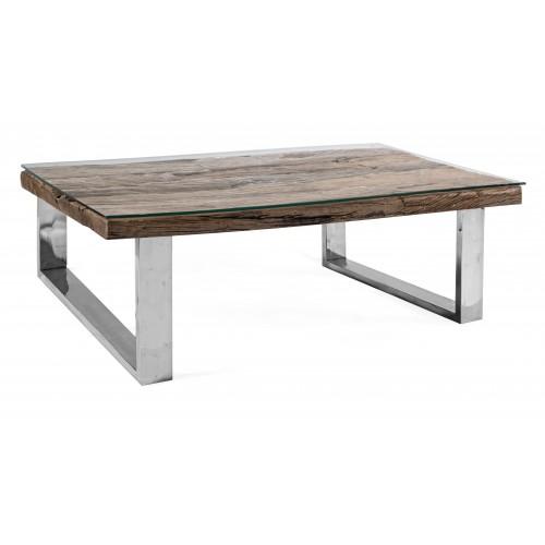 Bizzotto | Tavolino Con Vetro Stanton | Tavoli
