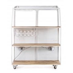 Bizzotto | Mobile Bar VAN REPLICA | Mobili Contenitore