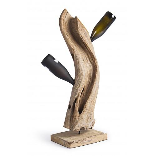 Bizzotto | Porta Bottiglia ADANYA H90 | Mobili Contenitore