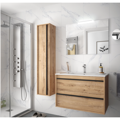 FISSORE.com | ATTILA COMPOSIZIONE SOSPESA 810 x 540 x 450 mm | Composizioni mobili bagno sospese