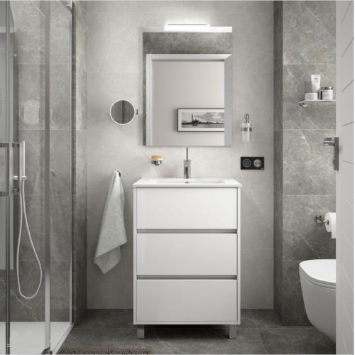 FISSORE.com | ARENYS COMPOSIZIONE BAGNO A TERRA | Composizioni mobili bagno a terra