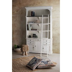 Bizzotto Homemotion | Libreria JEFFERSON Bianco | Librerie