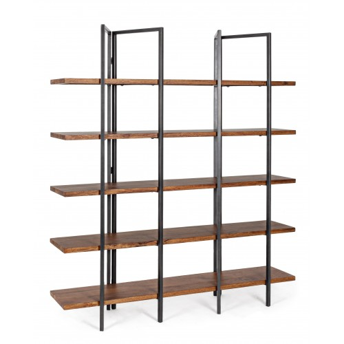Bizzotto Homemotion | Libreria 5 Piani JUPITER | Librerie