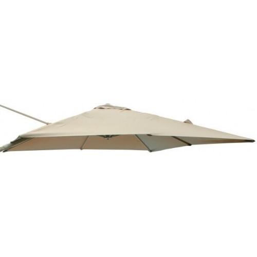 Cosma | TELO NETTUNO LUX DI RICAMBIO TORTORA 3 X 4 | Teli e Ombrelloni da Giardino