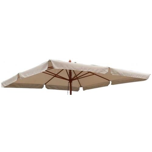 Cosma | TELO VENERE LEGNO DI RICAMBIO 3 X 4 | Teli e Ombrelloni da Giardino