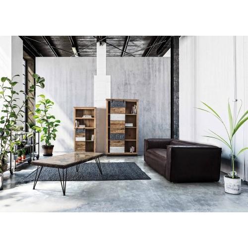 Bizzotto | Libreria 1 Anta - 4 Piani TUDOR S | Librerie