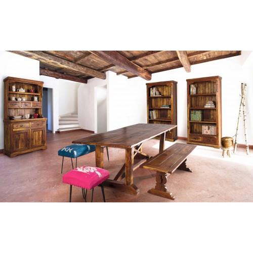 Bizzotto | Libreria CHATEAUX 4 Piani - 2 Cassetti | Librerie
