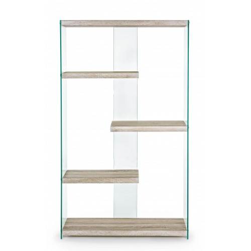 Yes | Libreria SURY Rovere 91,5 x 30 H 160 | Librerie