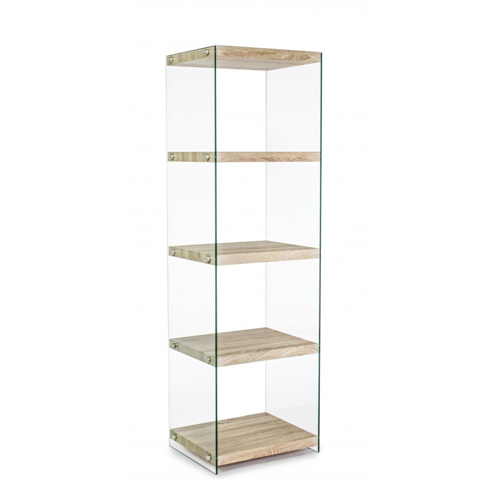 Yes | Libreria SURY Rovere 48,6 x 39 H 160 | Librerie