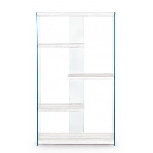 Yes | Libreria SURY Bianco 91.5 x 30 H 160 | Librerie