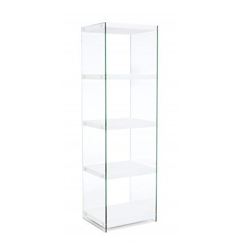 Yes | Libreria SURY Bianco 48,6 x 39 H 160 | Librerie