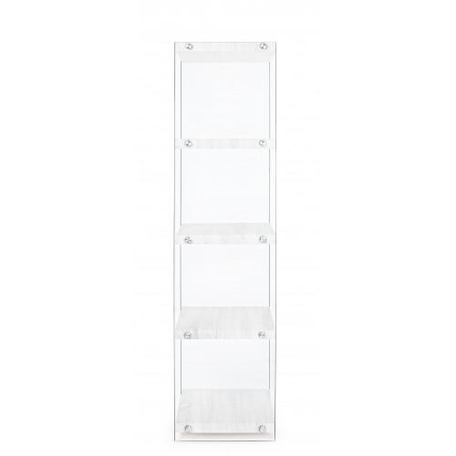 Yes | Libreria SURY Bianco 48,6 x 39 H 160 | Librerie