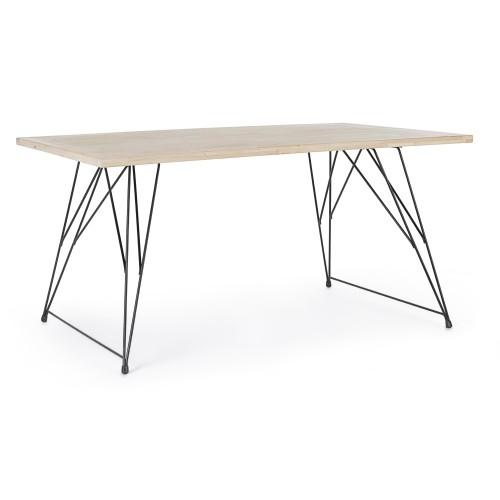 Bizzotto | Tavolo DISTRICT 160X90 | Tavoli Moderni