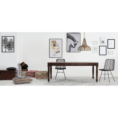 Bizzotto | Tavolo JAIPUR 160X90 | Tavoli di Legno