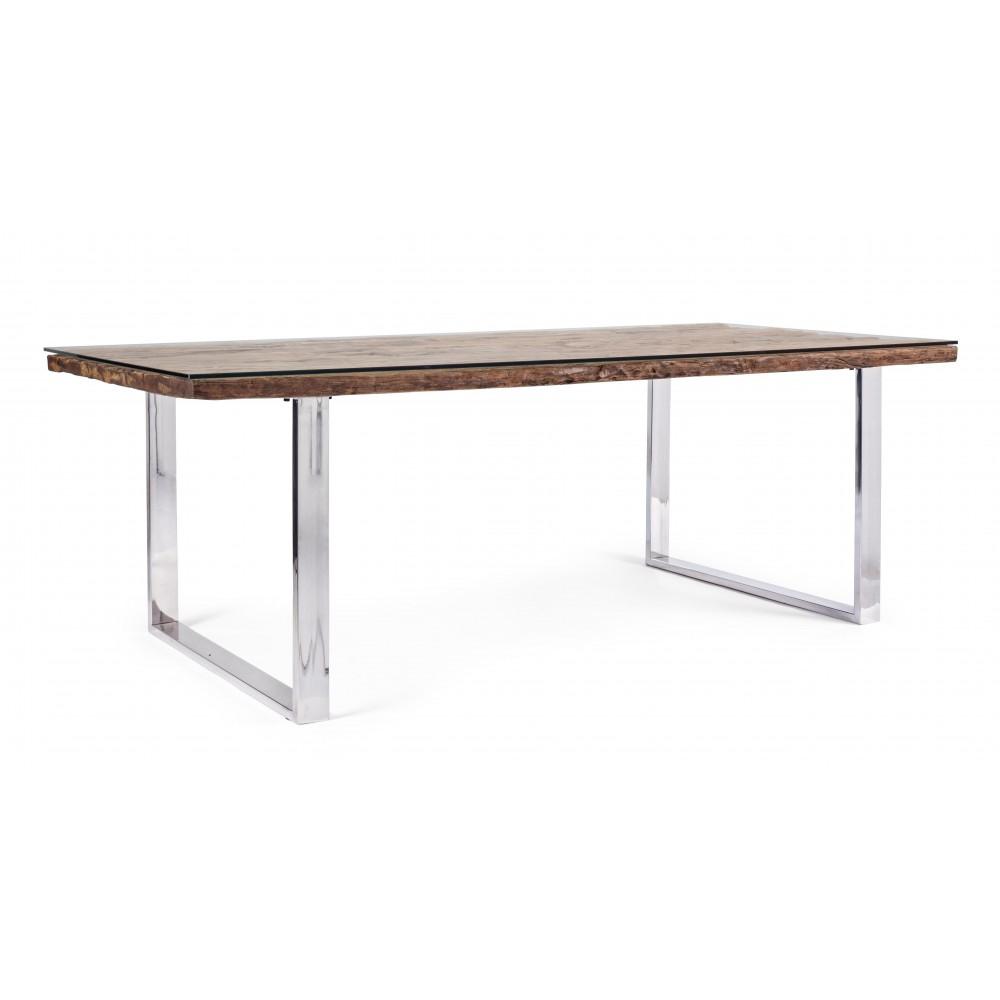 Bizzotto Homemotion | Tavolo C-V STANTON 220X100 | Tavoli Moderni