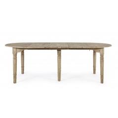 Bizzotto | Tavolo ALL.BEDFORD 110-272X110 | Tavoli di Legno