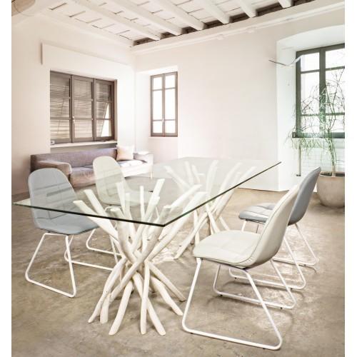 Bizzotto | Tavolo C-VT SAHEL RETT 200X100 | Tavoli Moderni