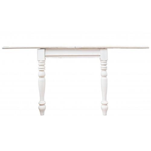 Bizzotto | Tavolo COLETTE Allungabile 80-160X80 | Tavoli di Legno