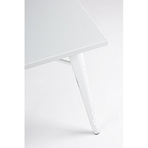 Yes | Tavolo MINNESOTA Bianco Antico 80X80 | Tavoli Moderni