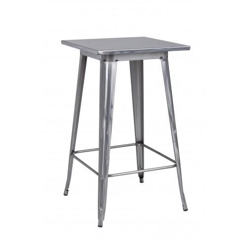Yes | Tavolo Bar MINNESOTA QU Metal H103 | Tavoli Moderni