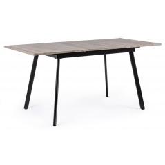 Yes | Tavolo Allungabile COURTNEY 120/160X80 | Tavoli Moderni