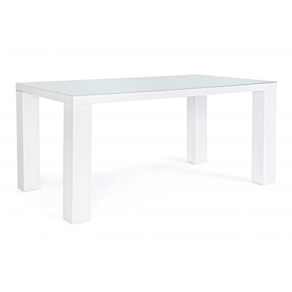 Yes | Tavolo STEPHEN Bianco 200X100 | Tavoli Moderni