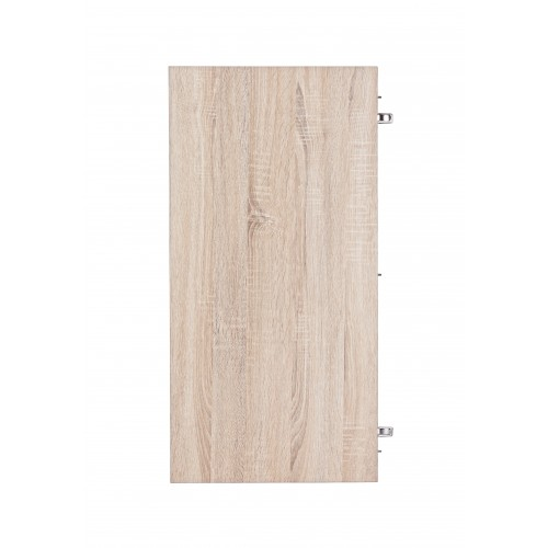 Bizzotto | Tavolo-Consolle DANIEL NATURAL 45/180X90 | Tavoli di Legno