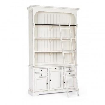 Acquista online librerie e scaffali in legno, vetro, metallo
